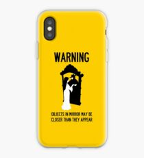 A Note of Concern Regarding Mirrors iPhone Case