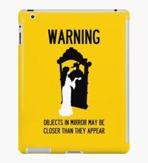 Vinilo o funda para iPad Una nota de preocupación con respecto a los espejos