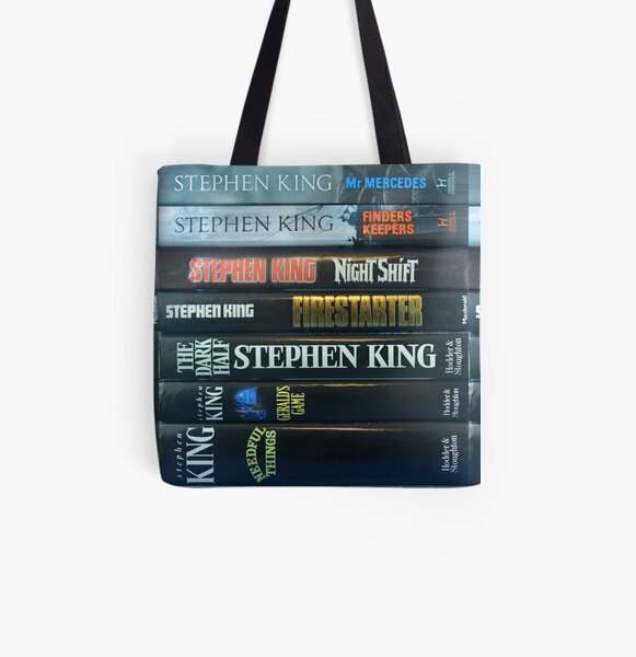 SK Mix All Over Print Tote Bag