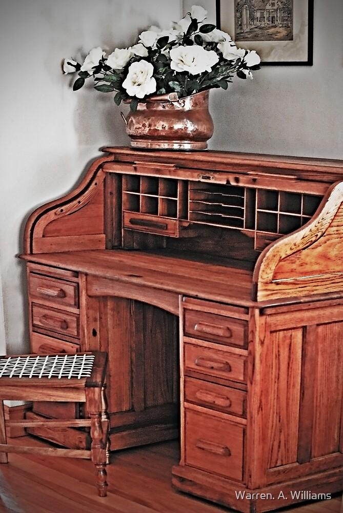 The Desk by Warren. A. Williams