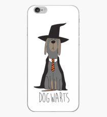 potter dogs dogwarts iPhone Case