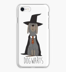 potter dogs dogwarts iPhone Case/Skin