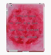Advice from Calvin and Hobbes iPad Case/Skin