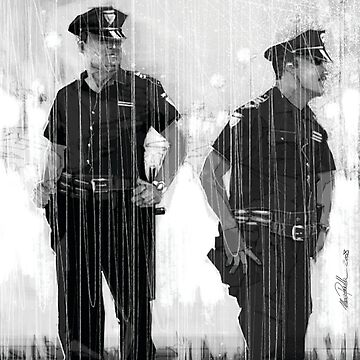 Cops II by TheSoulSurfer