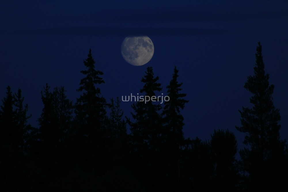 Moon by whisperjo