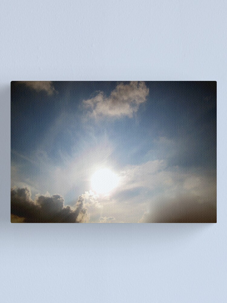 Alternate view of Impending Sunset Canvas Print