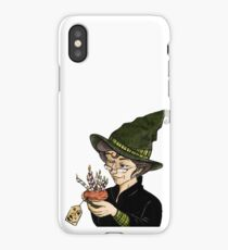McGonagall's Birthday in Colour iPhone Case/Skin