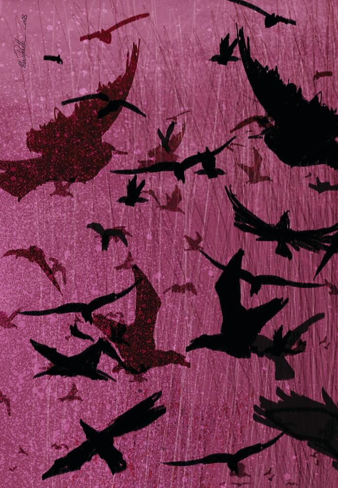 Birds by Mauricio Pommella