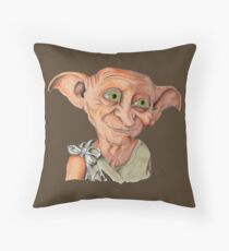 THE GREATEST ELF FROM FANTASY KINGDOM Throw Pillow