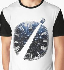 A Journey through Time and Space Graphic T-Shirt