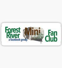 Mini Lite Fan CLub Sticker
