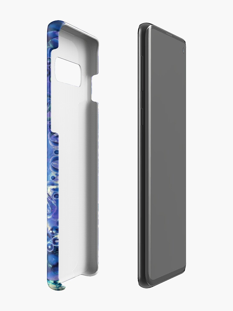 Alternate view of Boho Grape Fizz Mandala Case & Skin for Samsung Galaxy