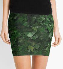 Poison Ivy Cosplay Mini Skirt