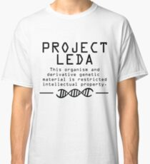 Project Leda Orphan Black Classic T-Shirt