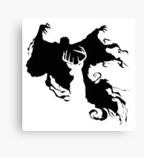 Stag and Dementor Canvas Print