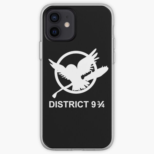District 9 3/4 iPhone Soft Case