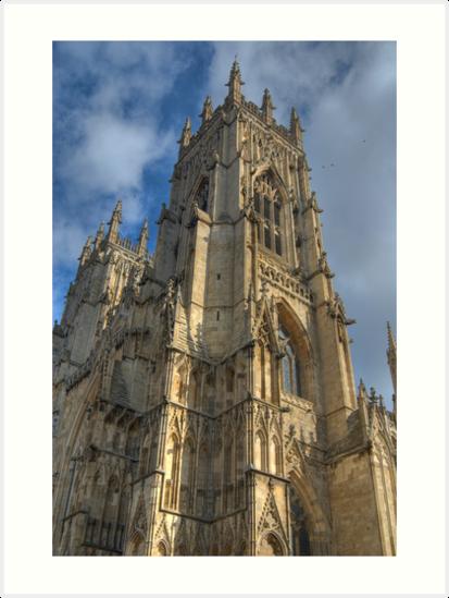 Yorkminster Cathedral by DonDavisUK