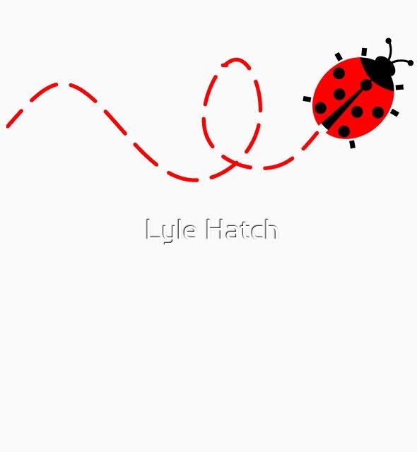 Ladybug by Lyle Hatch