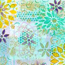 Layer Upon Layer # 1 by Sandra Foster