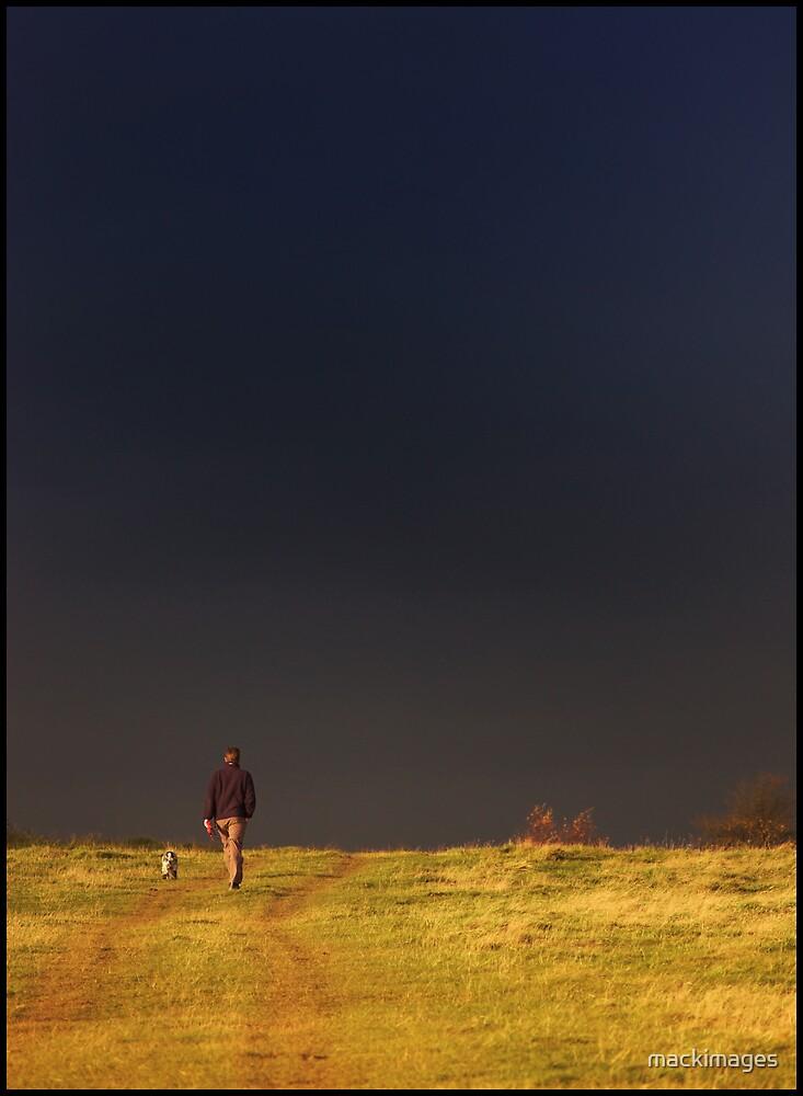 Stormy Skies by mackimages