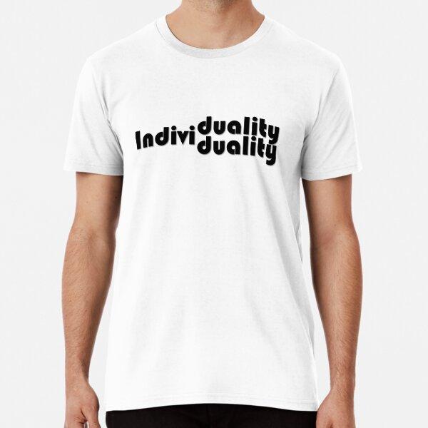 We are all individuals Premium T-Shirt