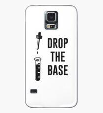Funda/vinilo para Samsung Galaxy Suelta la Base de Química de Bajo