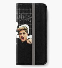 They are not simply two handsome guys who young girls go crazy for; they are taking their work seriously. iPhone Wallet/Case/Skin