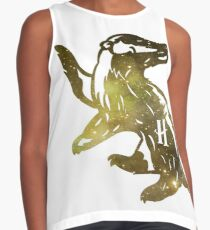 The Badgers Contrast Tank
