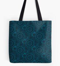 Night Sky Bouquet Tote Bag
