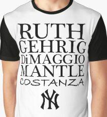 Costanza - Yankees Graphic T-Shirt