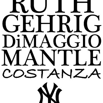 Costanza - Yankees by joebugdud