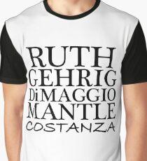 COSTANZA YANKEES Graphic T-Shirt