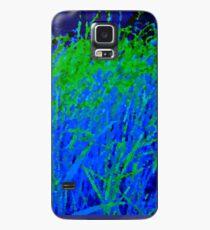 Blue Grass  Case/Skin for Samsung Galaxy