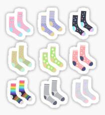 Socks Sticker