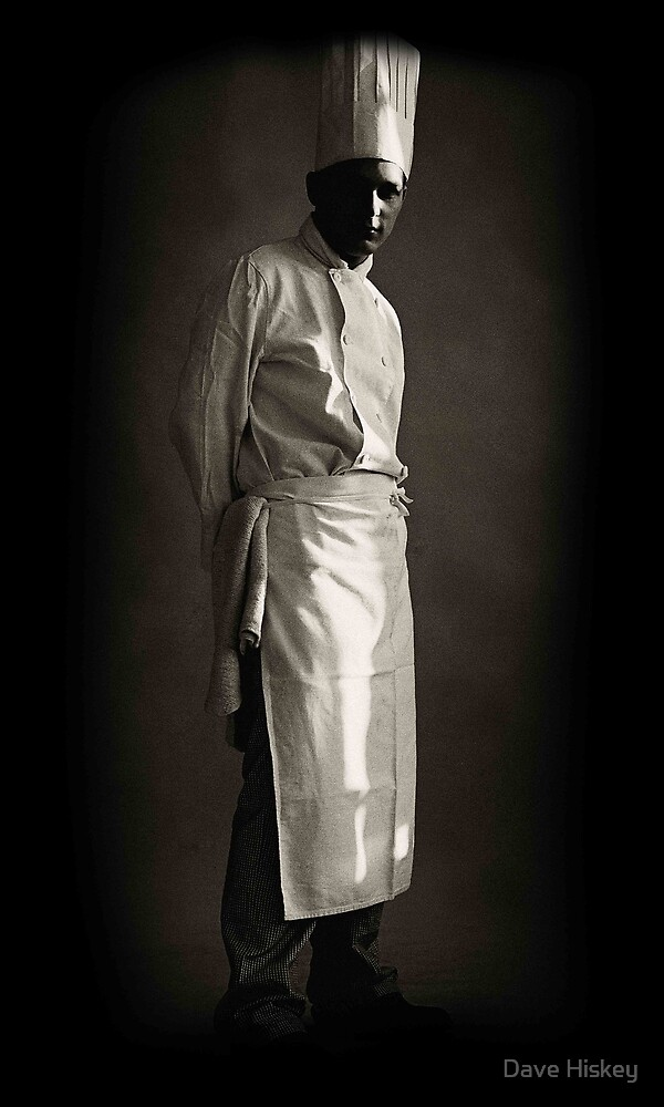chef.... by Dave Hiskey