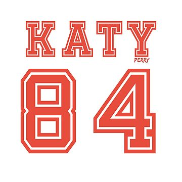 Katy perry since 1984 by bhpshop