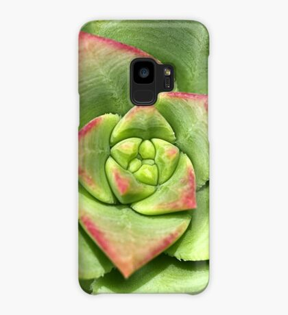 Hens And Chicks Succulent Case/Skin for Samsung Galaxy