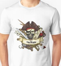 Jack Sparrow the pirate T-Shirt