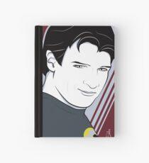 Nathan Fillion is Captain Hammer Hardcover Journal