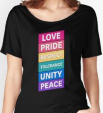 Six Words Women's Relaxed Fit T-Shirt