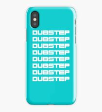 dubstep dubstep dubstep iPhone Case/Skin