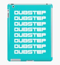 dubstep dubstep dubstep iPad Case/Skin