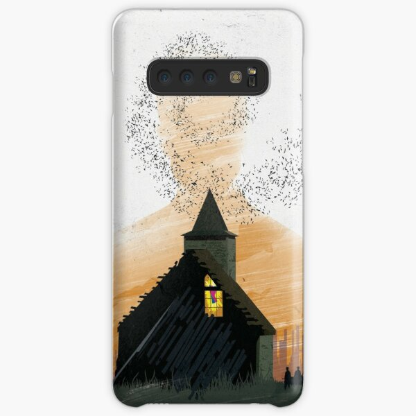 True Detective - Seeing Things Samsung Galaxy Snap Case