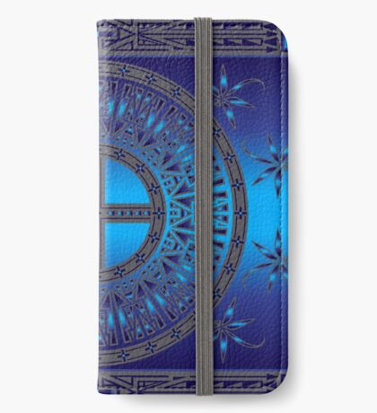 The Ancestors (Dragonfly) iPhone Wallet