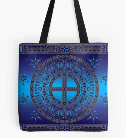 The Ancestors (Dragonfly) Tote Bag