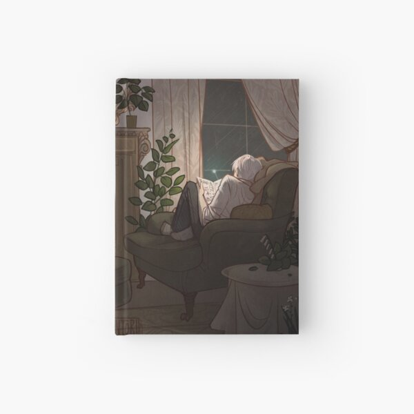 Solitude Hardcover Journal