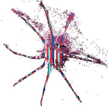 SPIDER SPLASH by mensijazavcevic