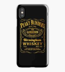 the shelby brothers iPhone Case/Skin