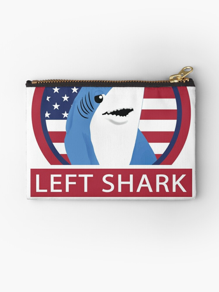 933d3461 Left Shark for President T-Shirt Funny Political Candidate Gift Tee by  larspat