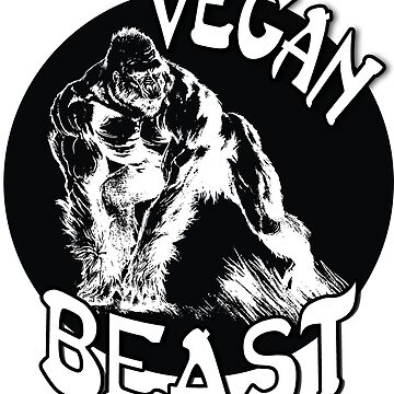 Vegan Beast by veganvictor